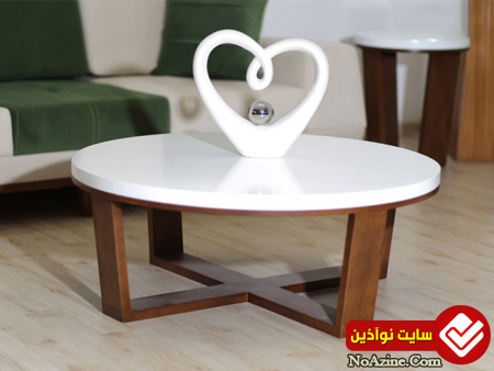 دکوراسیون , دکوراسیون داخلی منزل,میز جلو مبلی