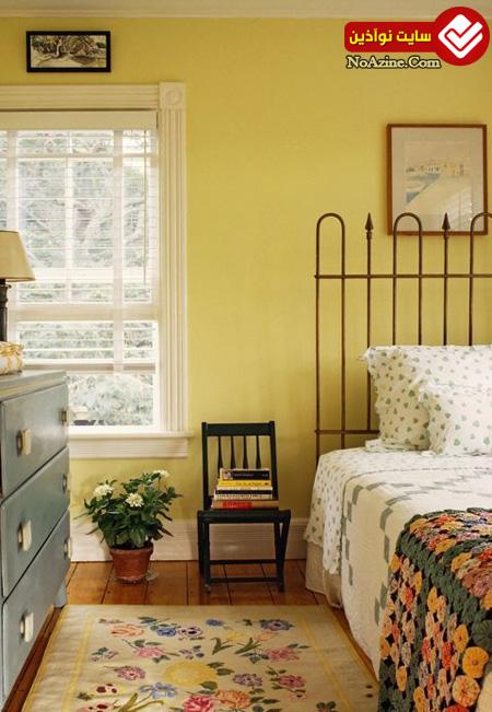 رنگ , دکوراسیون داخلی منزل, روانشناسی رنگ