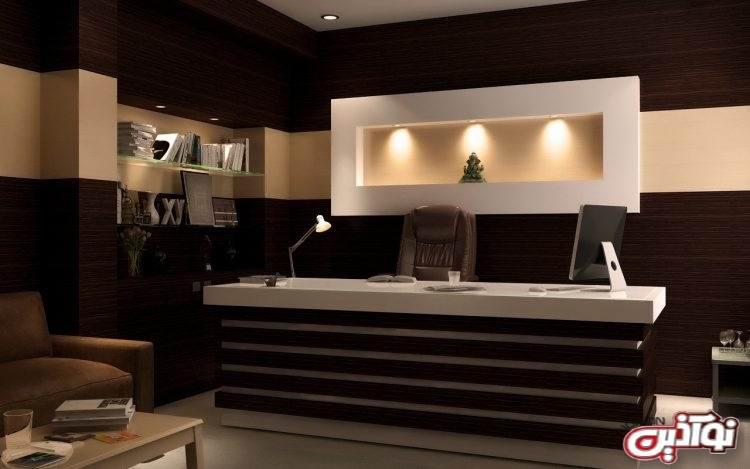دکوراسیون داخلی دفتر کار,ایجاد فضایی مناسب در دکوراسیون داخلی دفتر کار