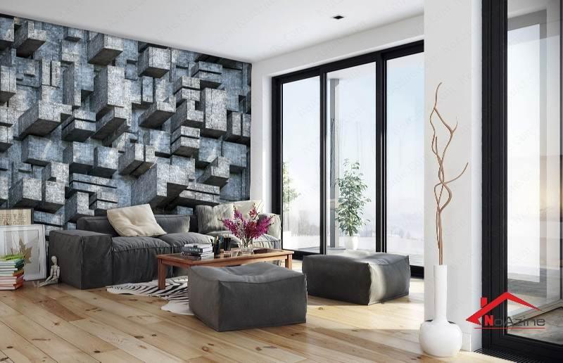 کاغذ دیواری, انتخاب کاغذ دیواری, 11 نکته درباره کاغذ , انواع کاغذ دیواری, کاغذ دیواری مناسب, کاغذ دیواری سه بعدی, کاغذ دیواری تصویری