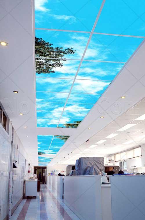 تایل آسمان مجازی,آسمان مجازی,مجموعه نوآذین,تولید کننده تایل آسمان مجازی,تولید کننده آسمان مجازی,تایل