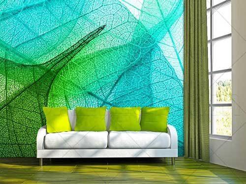 معرفی انواع پوستر های سه بعدی یا کاغذ دیواری سه بعدی
