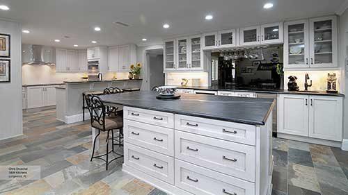 نحوه استفاده از کابینت برای طراحی و استفاده در دکوراسیون داخلی آشپزخانه