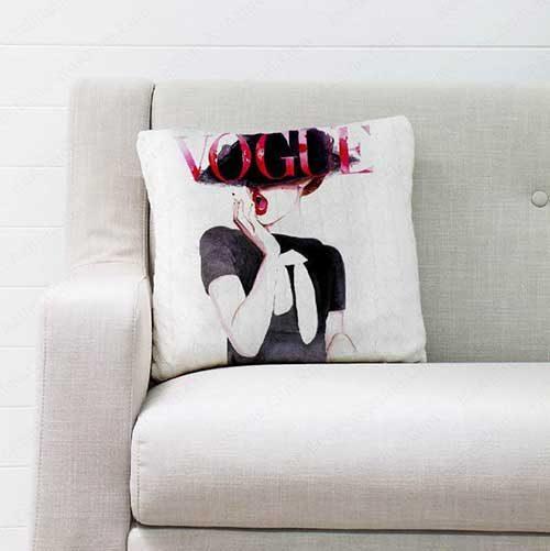 تغیر و تحول در وسایل منزل با تزیین کوسن یا بالشتک