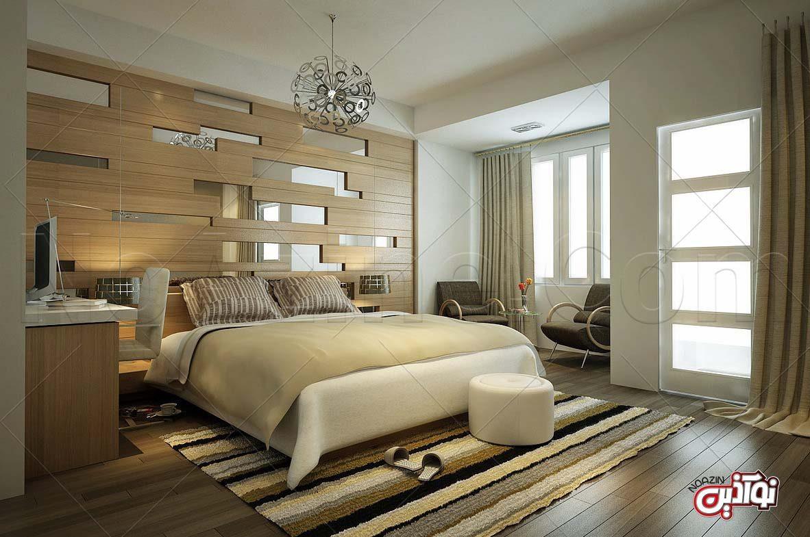 دکوراسیون اتاقخواب و اهمیت آن در طراحی داخلی
