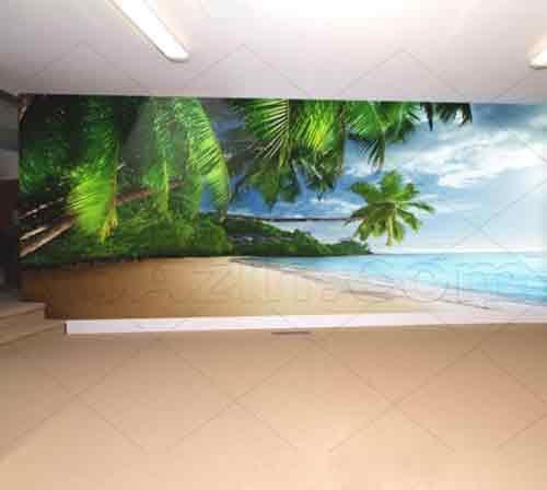 معرفی طرح های جدید کاغذ دیواری سه بعدی جدید