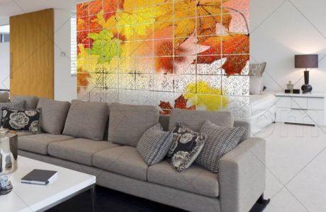 نمونه کارهای دیوار مجازی پلکسی وال آویز پارتیشن تصویری تولید  شرکت نوآذین