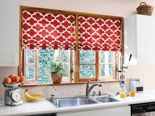 معرفی انواع پرده آشپزخانه به همراه تصاویر و توضیحات پرده ها